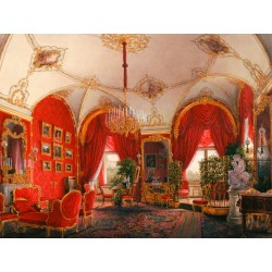 "Petrovich Hau""Winter Palace Apartment"", Luxury Art Picture for Highly Impressive Trend Decor"