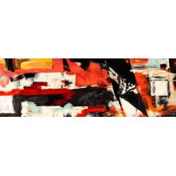 """Jim Stone""""Eclectica"""". quadri moderni astratti dipinti mano con misure e supporti a scelta"""