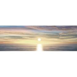 "Maggie Olsen""Sunlit Horizon 3""stampe quadri moderni,fotografia con tramonto, misure a scelta"