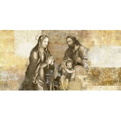 "Simon Roux ""Nativity""Made To Measure Picture for Home Decor Use"