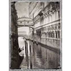 "Jackson""Venice Romance 1""-modern paintings black and white photography"