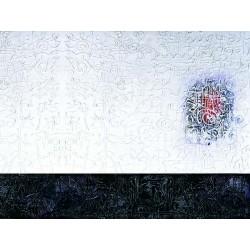 """Silvano Caria""""Purezza"""",quadri moderni astratti su tela bianchi"""