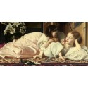 """Leighton""""Mother and Child""""- High Quality Art Picture for Home Decor with custom choices"""