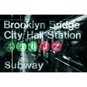 """Luke Wilson""""NYC Subway Station 1"""". Author's Photographic Picture in black & white. Size by choice"""