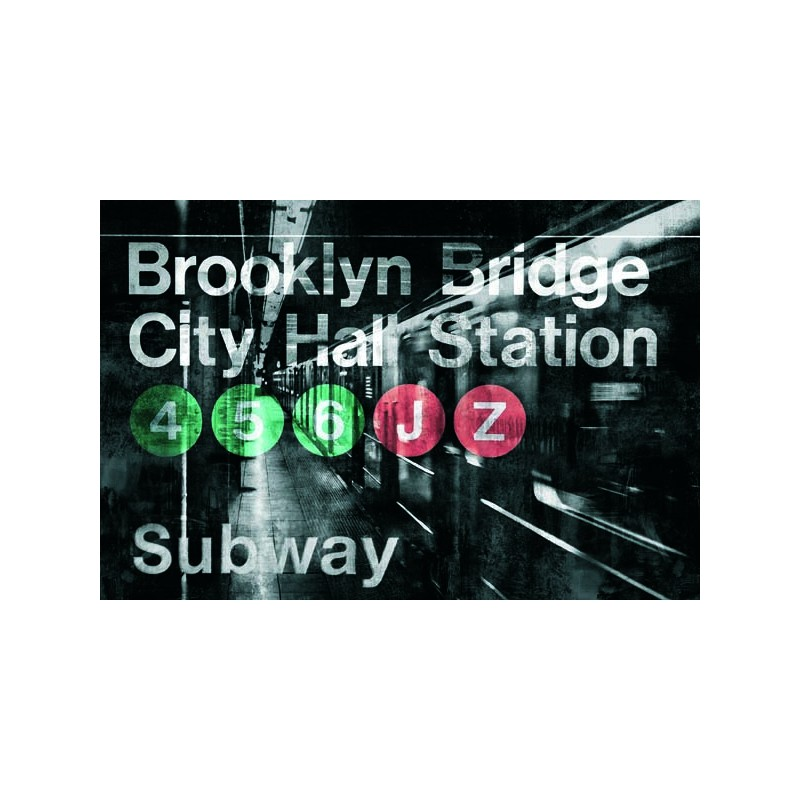 Luke wilson nyc subway station 1 ny metropolitana in b n for Soggiorno new york