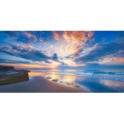 "Frank Krahmer ""Playa, Spain"" - Author's marine shot at dusk. Size and stuff by choice"