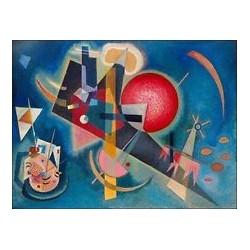 W. Kandinsky Nel Blù