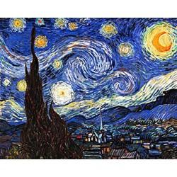 Van Gogh - Notte stellata