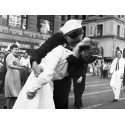 Victor Jorgensen Kissing the War Goodbye in Times Square, 1945Design Picture with Stock Photo view