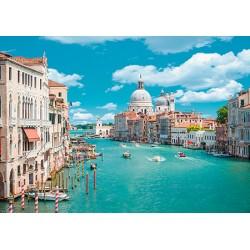 Pangea Images,Venezia Canal Grande - quadro fotografico d'Autore su canvas o poster