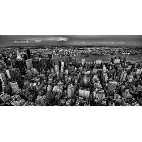 G. Gagliardi - New York City from the Empire State Building Quadro Stampa Alta Risoluzione