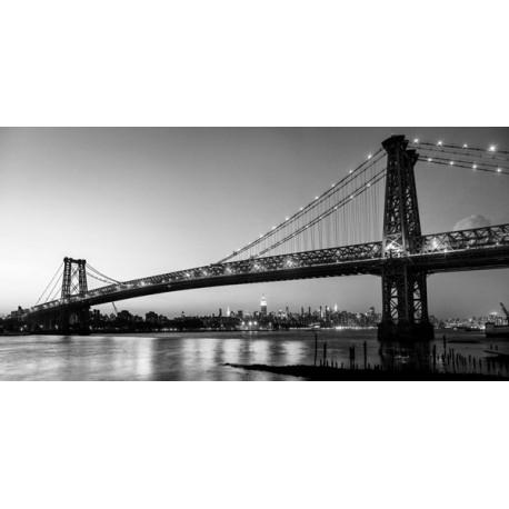Michel Setboun - Qeenstudio Dridge and Manhattan from Brooklyn