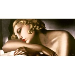 "De Lempicka ""Dormeuse"