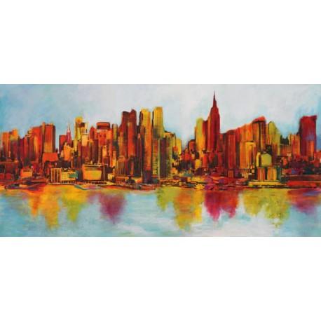 "Claude Becaud- ""New York Abskyine"""