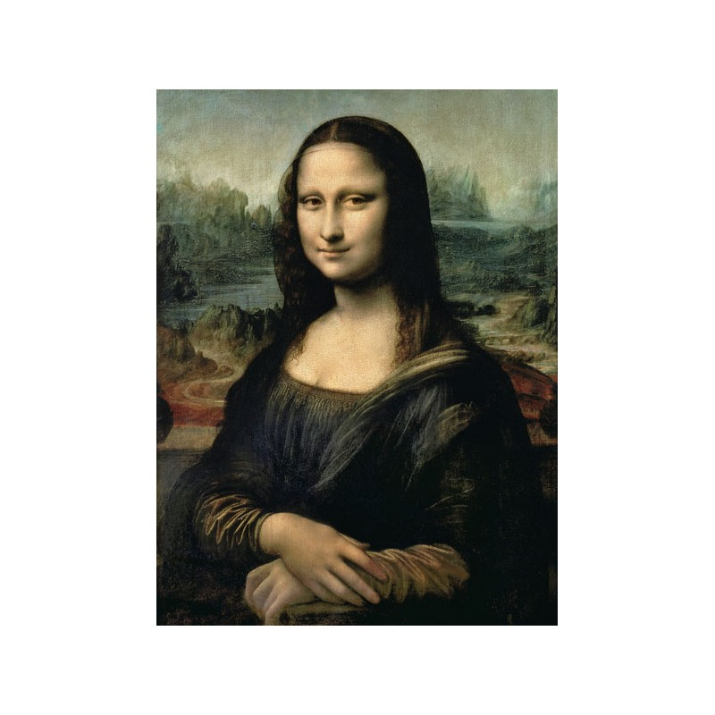 Leonardo Da Vinci Monna Lisa