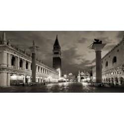 """Vadim Ratensky - """" Piazza San Marco, Venice""""stampa ad Alta Risoluzione"""