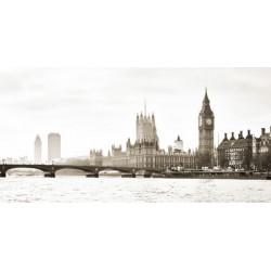 Vista Tamigi, Londra- Frank Helena stampa Alta Risoluzione