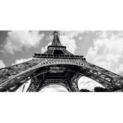 Torre Eiffel in primavera - Elias Jonette foto ad alta risoluzione