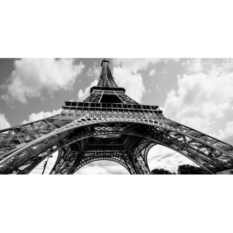 The Eiffel Tower in Spring - Elias Jonette photo high quality