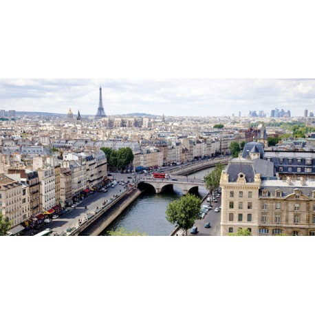 Veduta di Parigi - Vadim Ratsensky stampa fotografica ad alta risoluzione