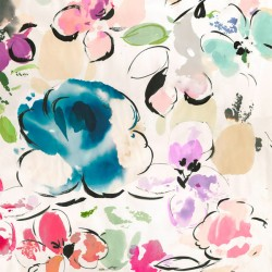 Floral Funk I-Kelly Parr on high quality print