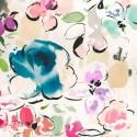 Floral Funk I-Kelly Parr Quadro con Tulipani Bianchi Romantici - Stampa d'Autore su Tela Cotone per Soggiorno o altro
