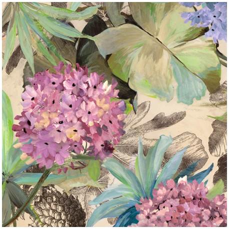 Pink Hydrangeas - Eve C. Grant.