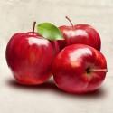 Apples - Remo Barbieri. Quadro con sgargianti Arance in primo piano - Stampa d'Autore su Tela Cotone per Soggiorno o altro