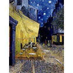 Van Gogh - Cafe Terrace at Night