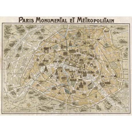 """""""Paris Monumental"""","""