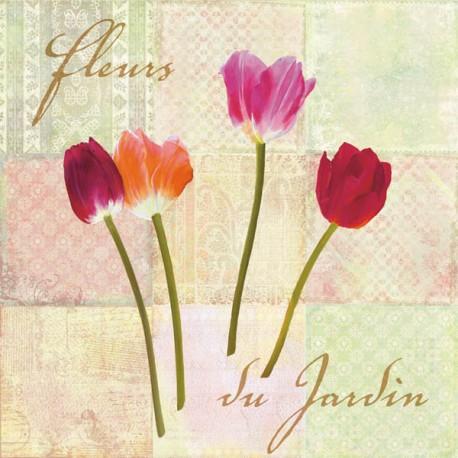"""Dellal Remy """"Fleurs du Jardin"""""""