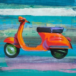 Pop Scooter 2-Teo Rizzardi on high quality print