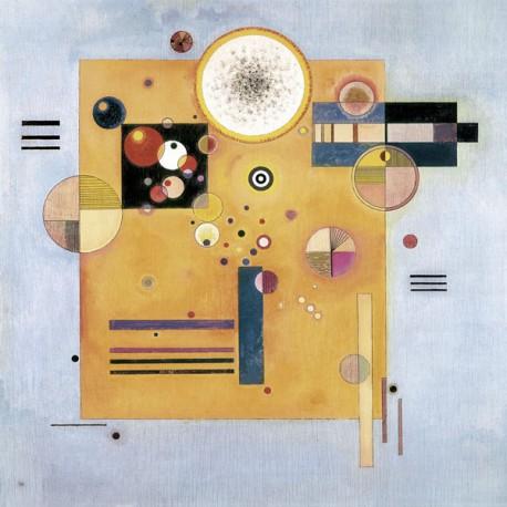 Kandinsky Wassily -Sanfter Nachdruck