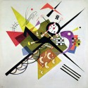 Kandinsky Wassily - On White II