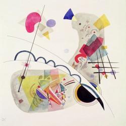 Kandinsky Wassily - Grave Forme stampa ad alta risoluzione