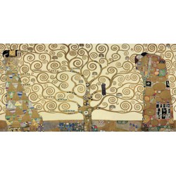 Gustav Klimt- The Tree of Life