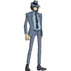 "Daisuke Jigen""Lupin The Third"" Series-Original Shaped Picture for Home Decoration"