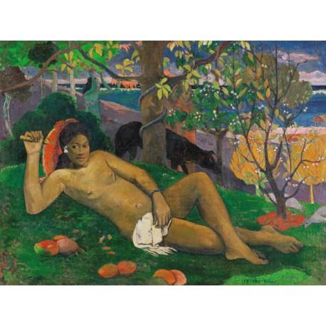 "Gauguin Paul ""Te arii vahine"""