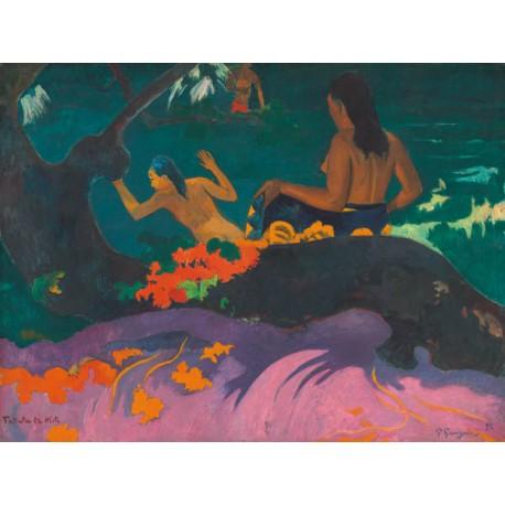 "Gauguin Paul ""Fatata te Miti"" (by the Sea"