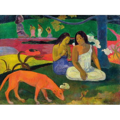 """Gauguin Paul """"Arearea """""""