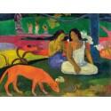 """Gauguin Paul """"Arearea """" - Quadro Pronto con Stampa Fine Art per Soggiorno, Ufficio o altro"""