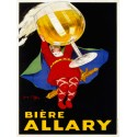 Jean D'Ylen - Biere Allary, 1928.. High quality Print on Canvas or Artistic Paper