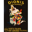 Plinio Codognato - Dionis, 1928. High quality Print on Canvas or Artistic Paper