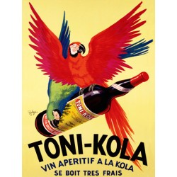 Toni Kola - Robys. High quality Print on Canvas or Artistic Paper