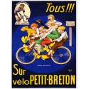 Anonymous Petit Breton High quality Print on Canvas or Artistic Paper