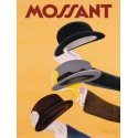Leonetto Cappiello Mossant, 1938 High quality Print on Canvas or Artistic Paper