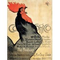 Théophile Alexandre Steinlen Cocorico High quality Print on Canvas or Artistic Paper