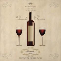 Chianti Classico, Sandro Ferrari on high quality print