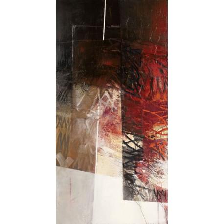 Censini - Paesaggio I - High quality print on canvas and artistic paper