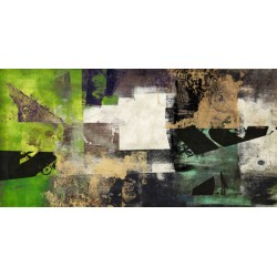 Emerald - Alessio Aprile - Abstract with fantasy and beautyful colors.